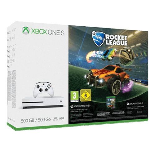 Xbox Rocket League